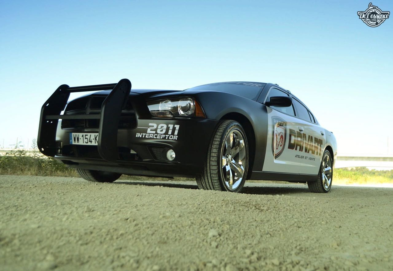 Dodge Charger R/T... Drivart Police Department ! 26