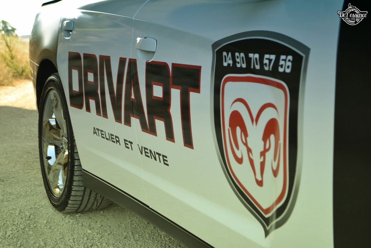 Dodge Charger R/T... Drivart Police Department ! 30