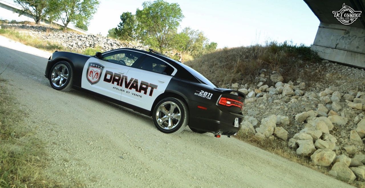 Dodge Charger R/T... Drivart Police Department ! 32