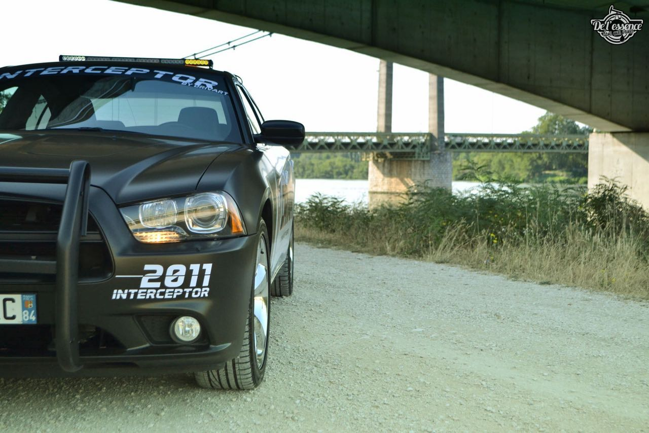 Dodge Charger R/T... Drivart Police Department ! 2
