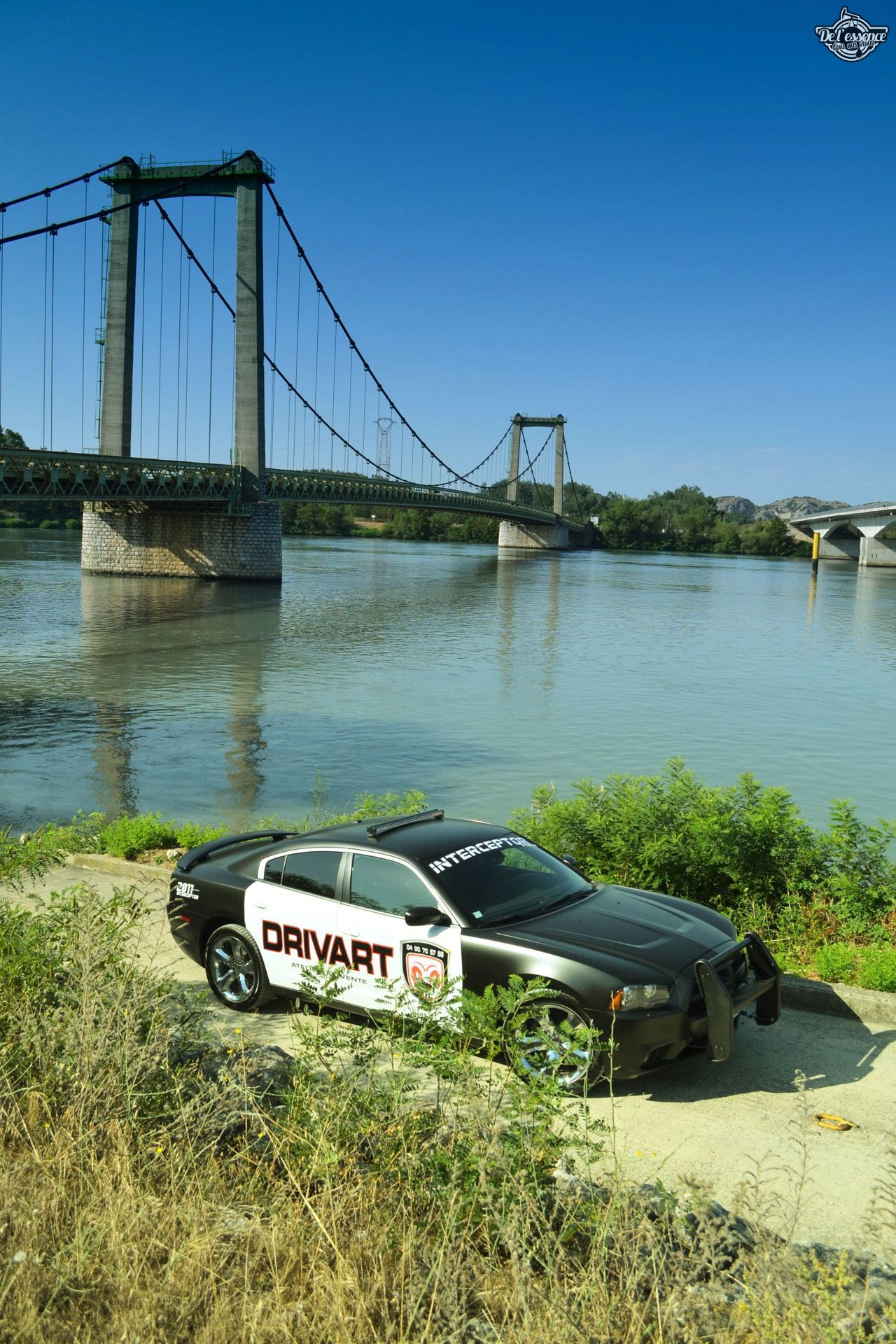 Dodge Charger R/T... Drivart Police Department ! 1