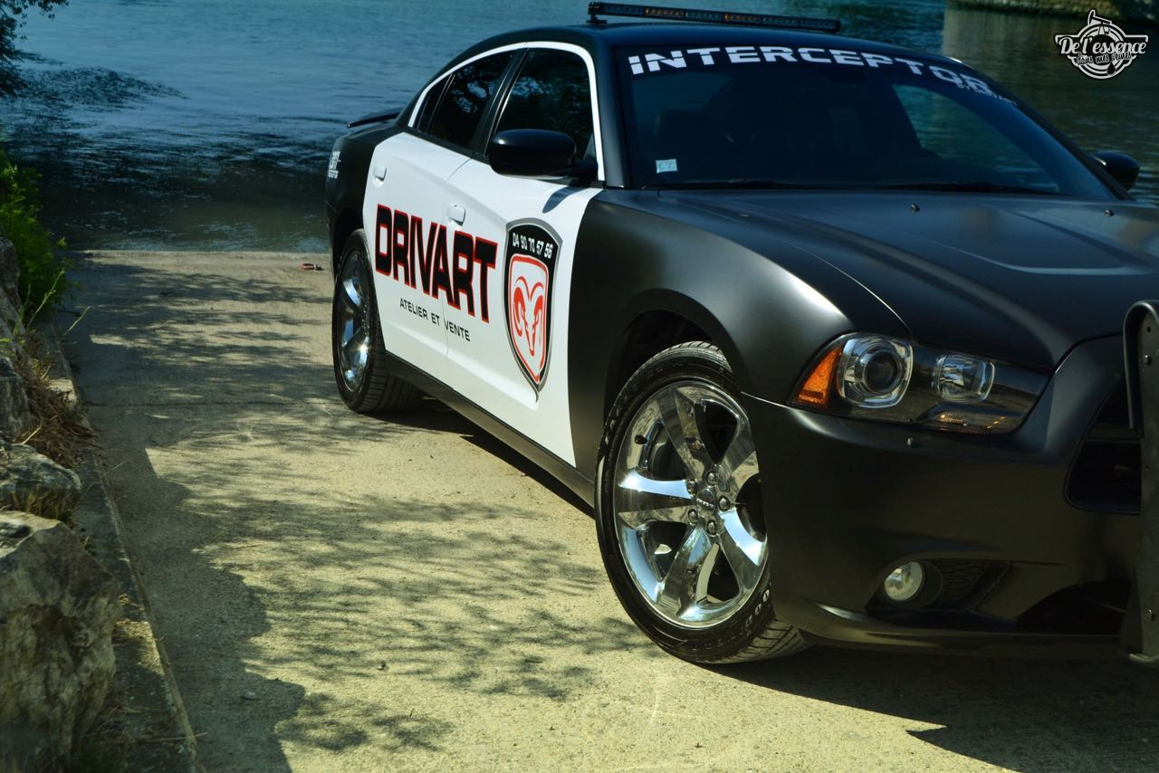 Dodge Charger R/T... Drivart Police Department ! 5