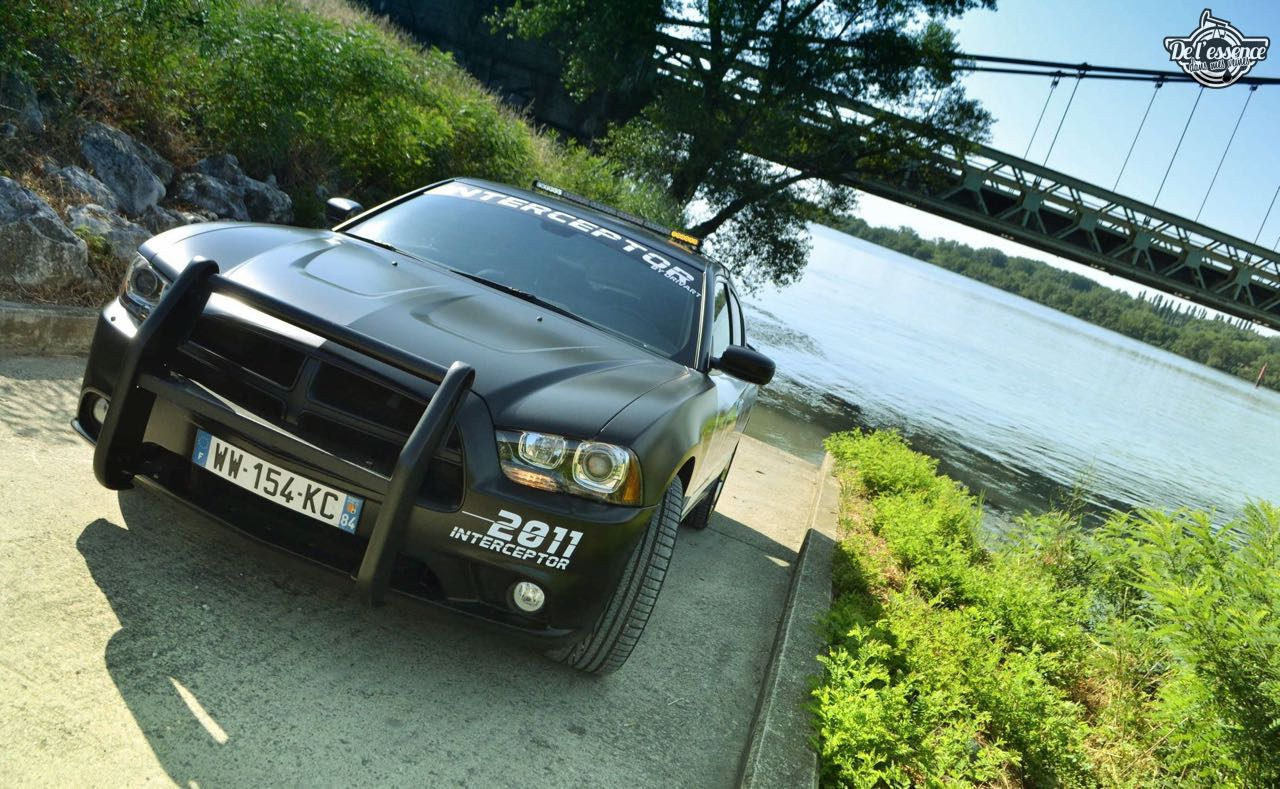 Dodge Charger R/T... Drivart Police Department ! 25