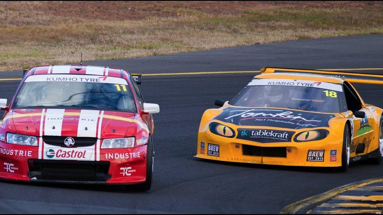 Fiat 124 en 20B vs V8 Supercars : Fight ! 3