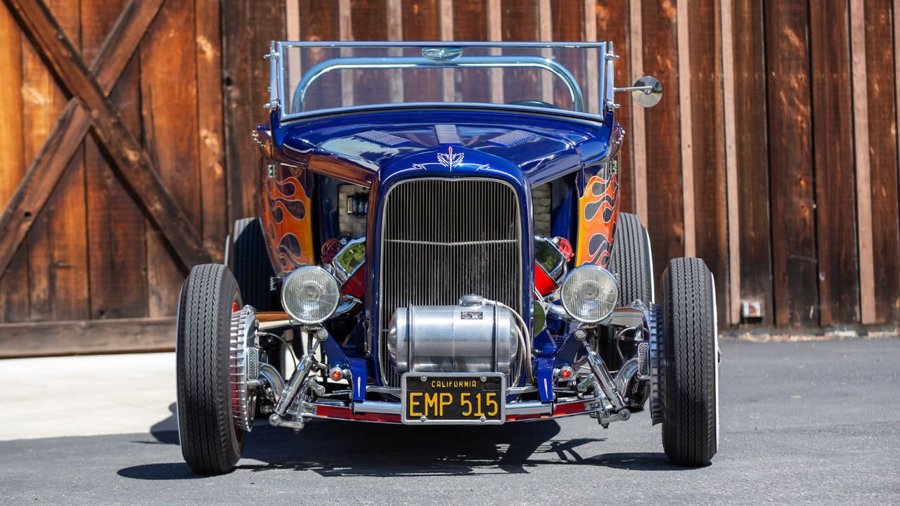 '30 Ford Model A Roadster... Hot Rod - Leçon N°1 ! 11