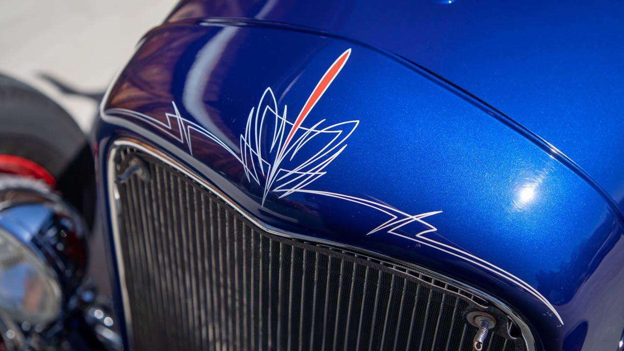 '30 Ford Model A Roadster... Hot Rod - Leçon N°1 ! 12