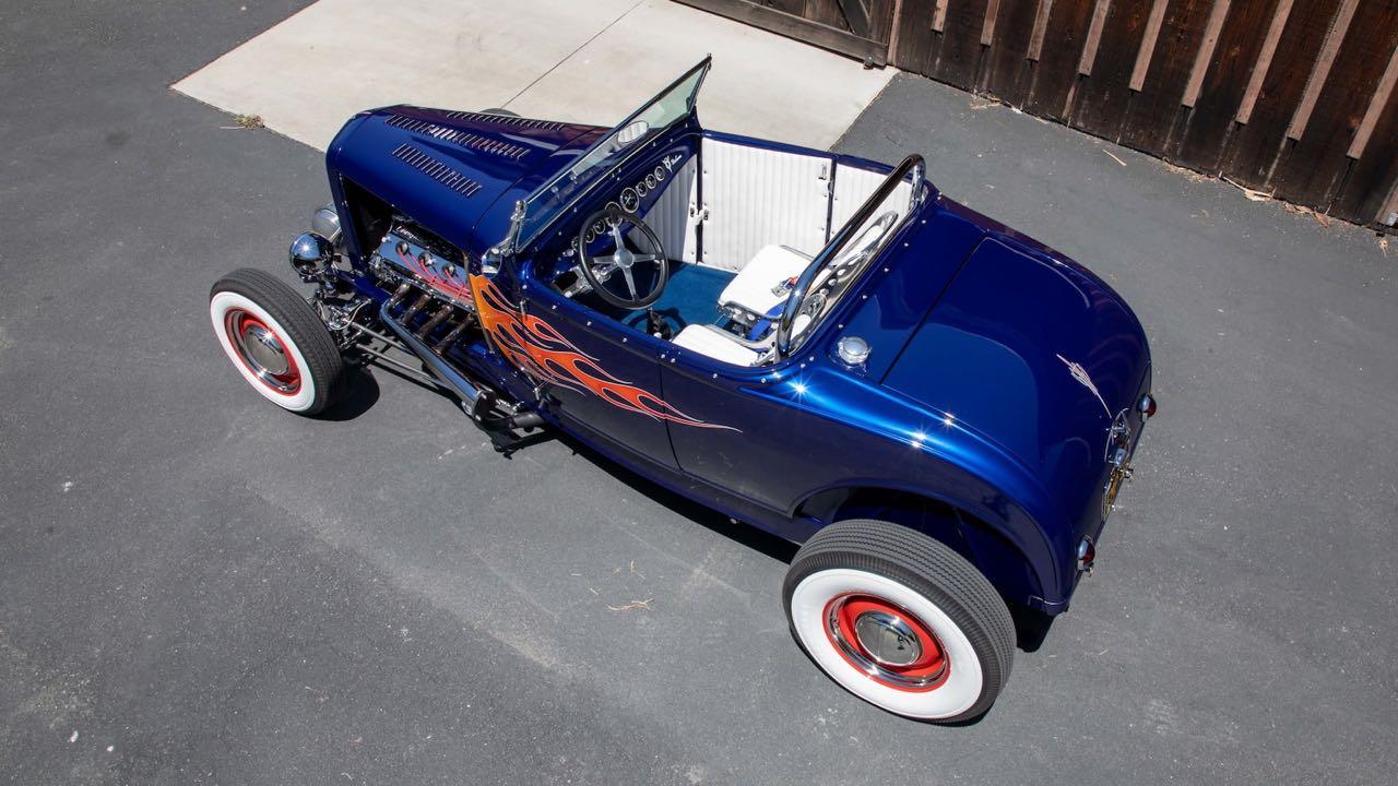 '30 Ford Model A Roadster... Hot Rod - Leçon N°1 ! 2