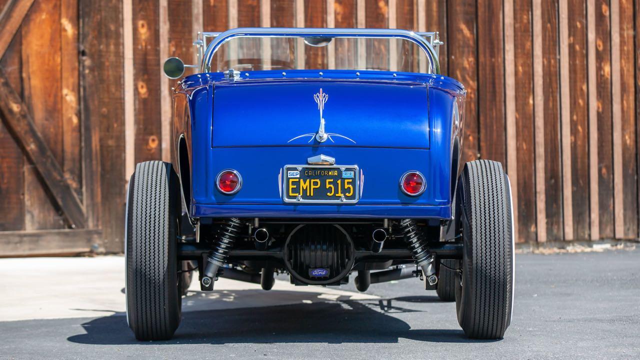 '30 Ford Model A Roadster... Hot Rod - Leçon N°1 ! 4