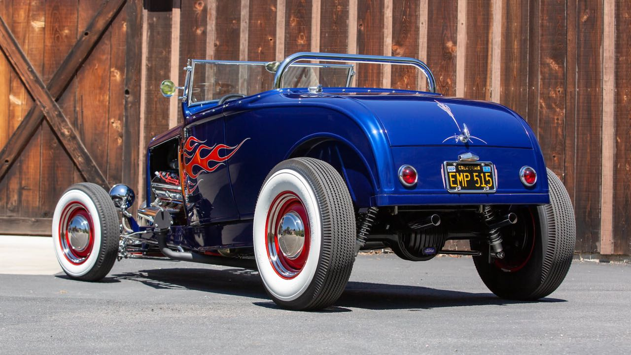 '30 Ford Model A Roadster... Hot Rod - Leçon N°1 ! 6