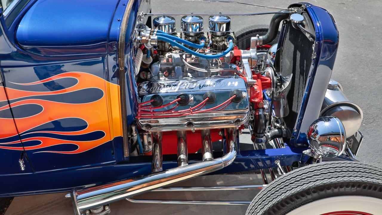 '30 Ford Model A Roadster... Hot Rod - Leçon N°1 ! 7