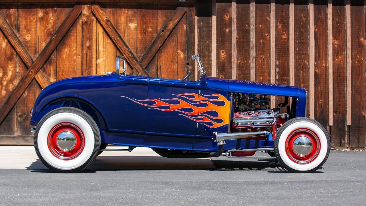 '30 Ford Model A Roadster... Hot Rod - Leçon N°1 ! 3