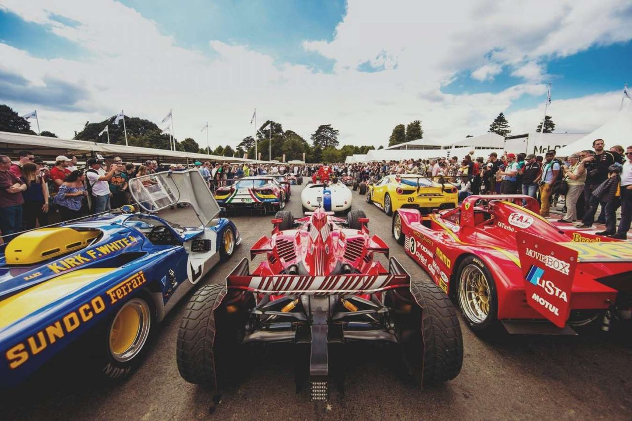Festival of Speed 2019 - Goodwood Road & Racing Best Of... 2