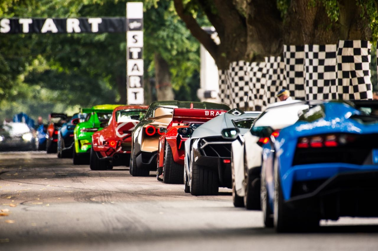 Festival of Speed 2019 - Goodwood Road & Racing Best Of... 9