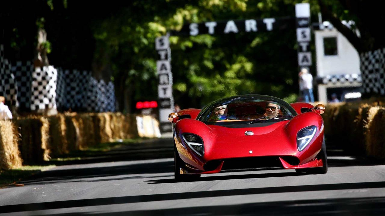 Festival of Speed 2019 - Goodwood Road & Racing Best Of... 6
