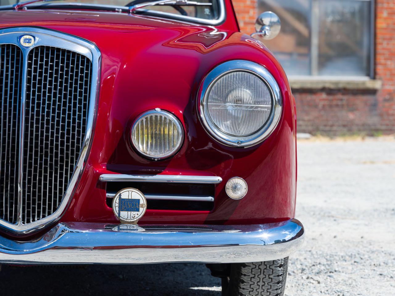 '55 Lancia Aurelia B20 GT - Ca, c'était avant ! 1