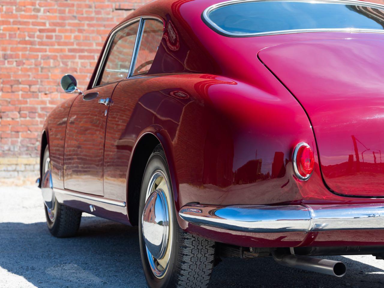 '55 Lancia Aurelia B20 GT - Ca, c'était avant ! 14