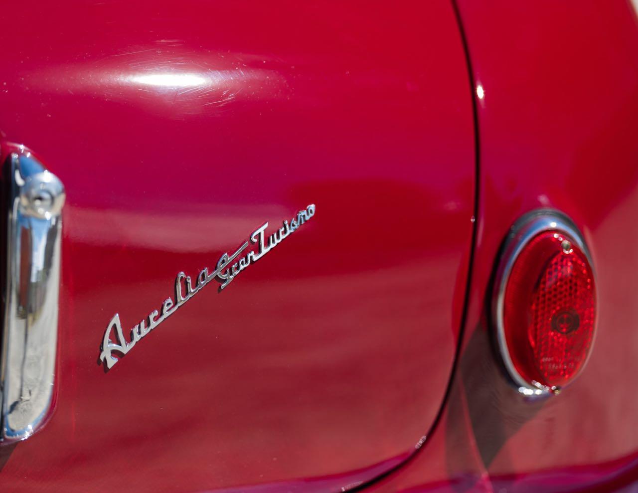 '55 Lancia Aurelia B20 GT - Ca, c'était avant ! 13