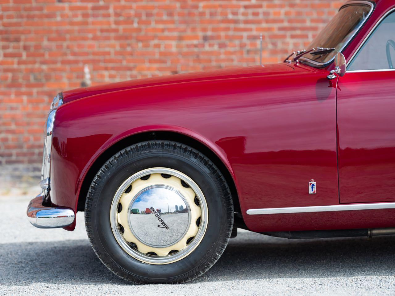 '55 Lancia Aurelia B20 GT - Ca, c'était avant ! 10