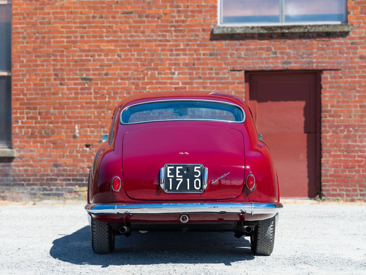 '55 Lancia Aurelia B20 GT - Ca, c'était avant ! 3