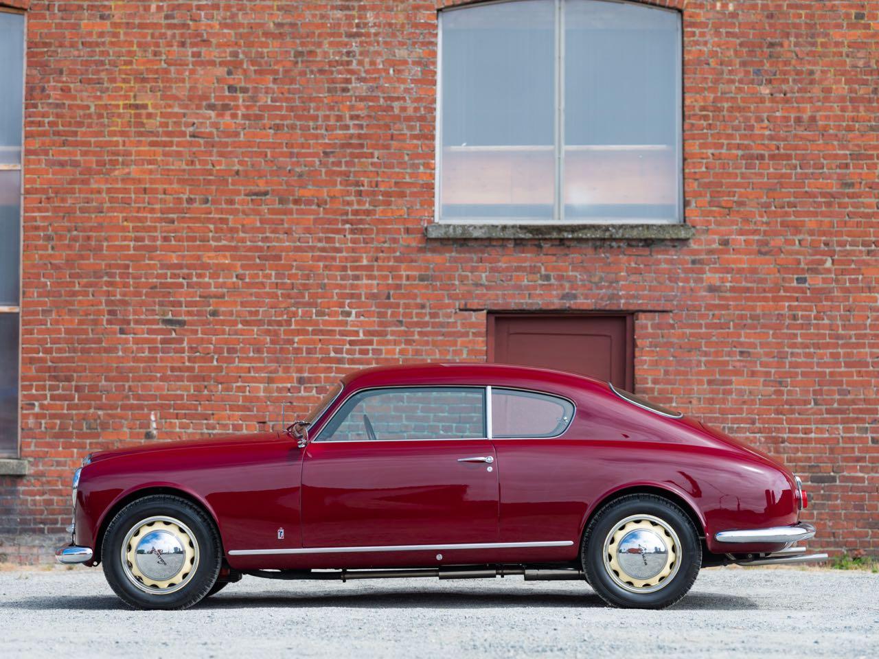 '55 Lancia Aurelia B20 GT - Ca, c'était avant ! 4