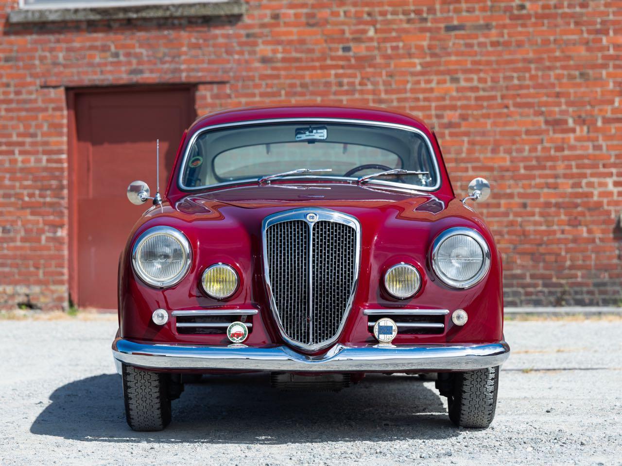 '55 Lancia Aurelia B20 GT - Ca, c'était avant ! 2