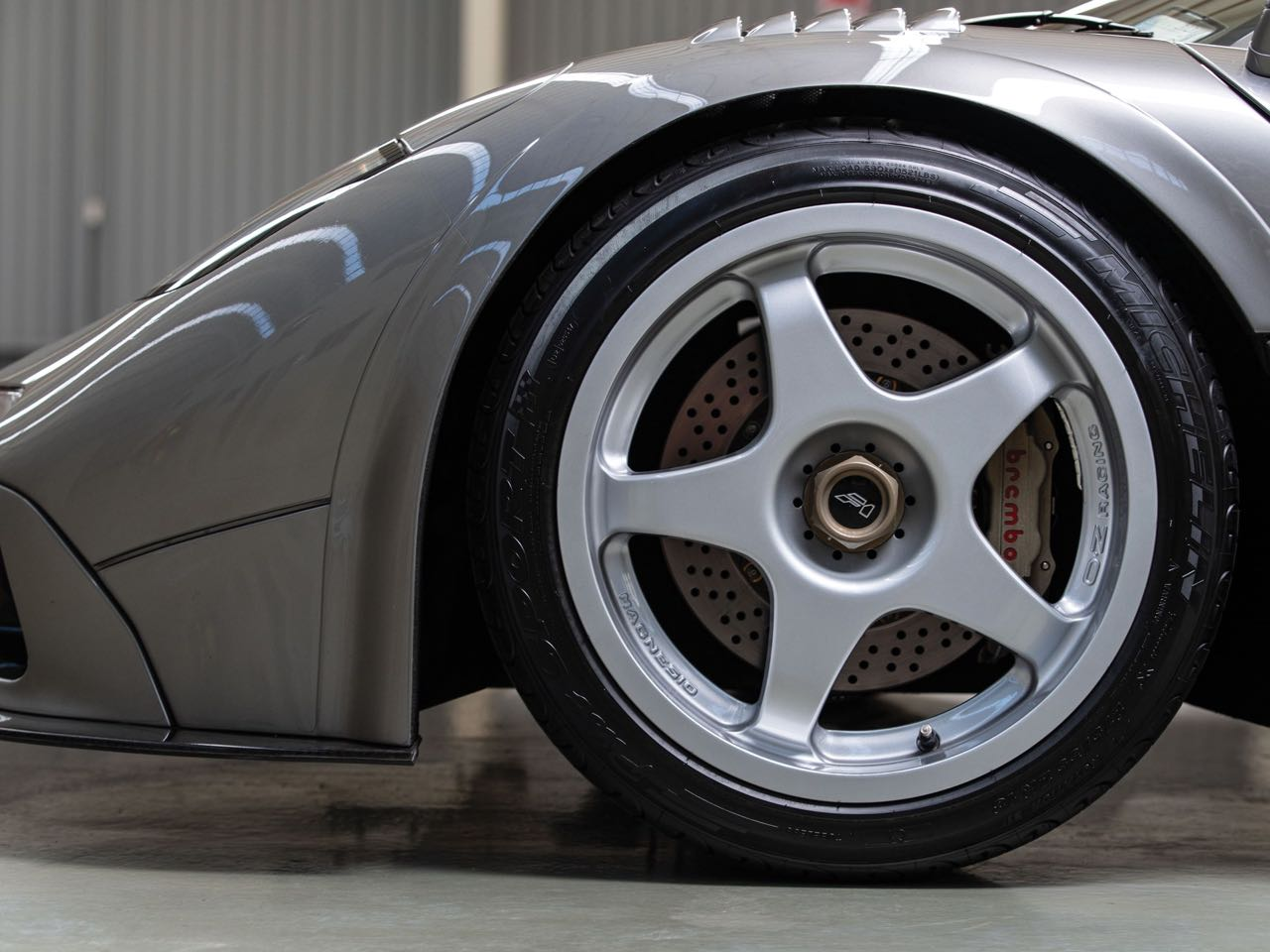 McLaren F1 LM... Street legal ultime ! 13