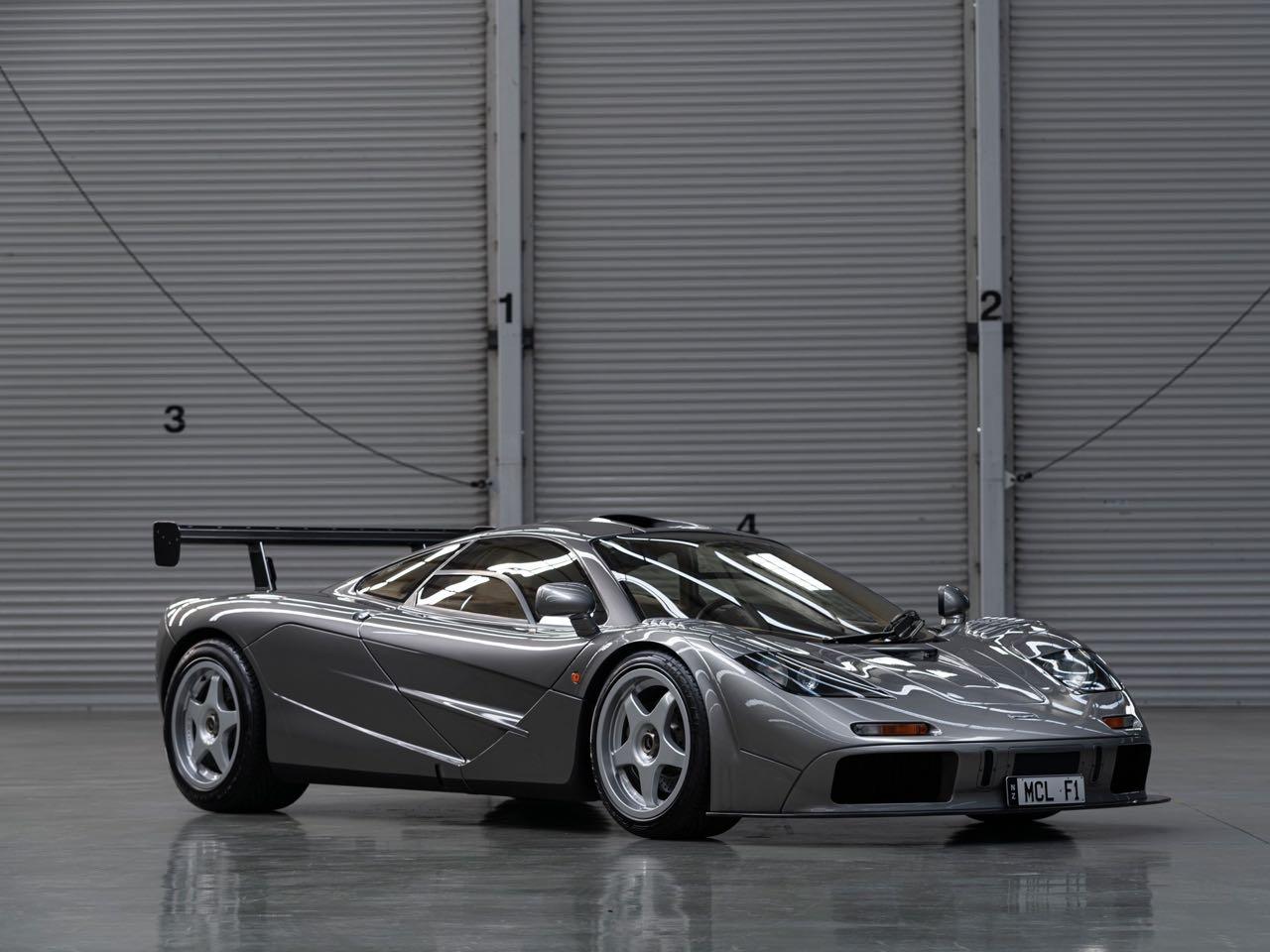 McLaren F1 LM... Street legal ultime ! 2