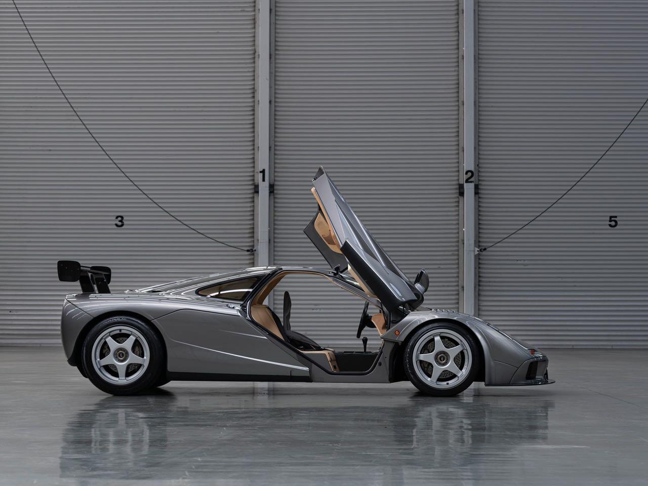 McLaren F1 LM... Street legal ultime ! 32