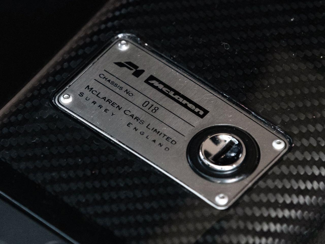 McLaren F1 LM... Street legal ultime ! 39