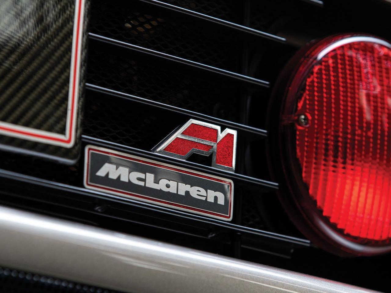 McLaren F1 LM... Street legal ultime ! 30