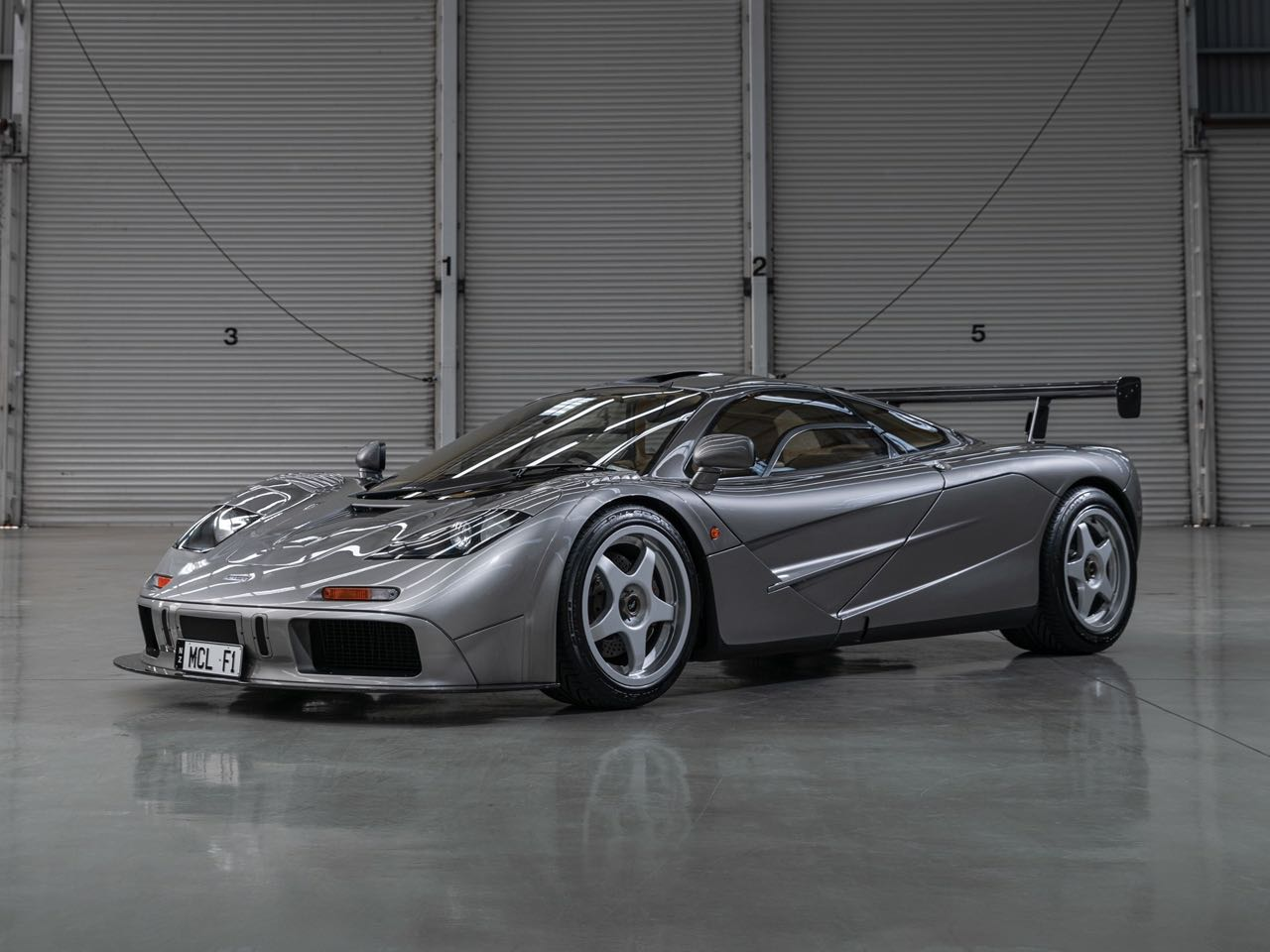McLaren F1 LM... Street legal ultime ! 24