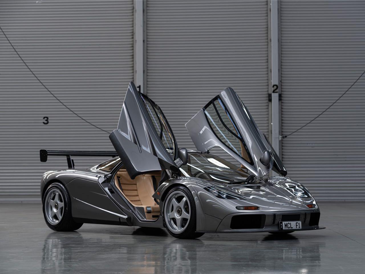McLaren F1 LM... Street legal ultime ! 20