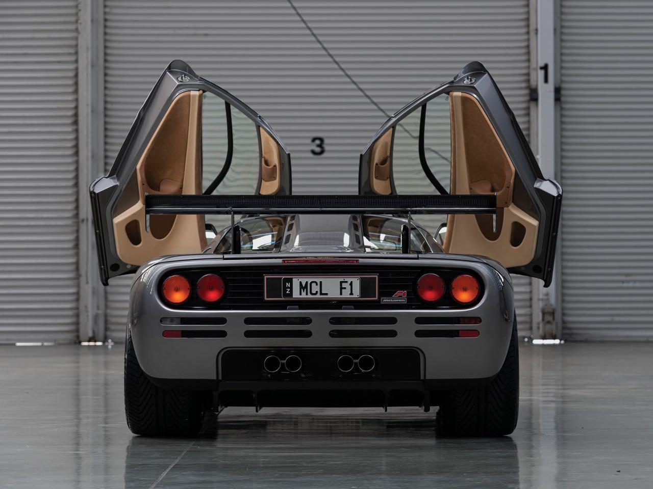 McLaren F1 LM... Street legal ultime ! 12
