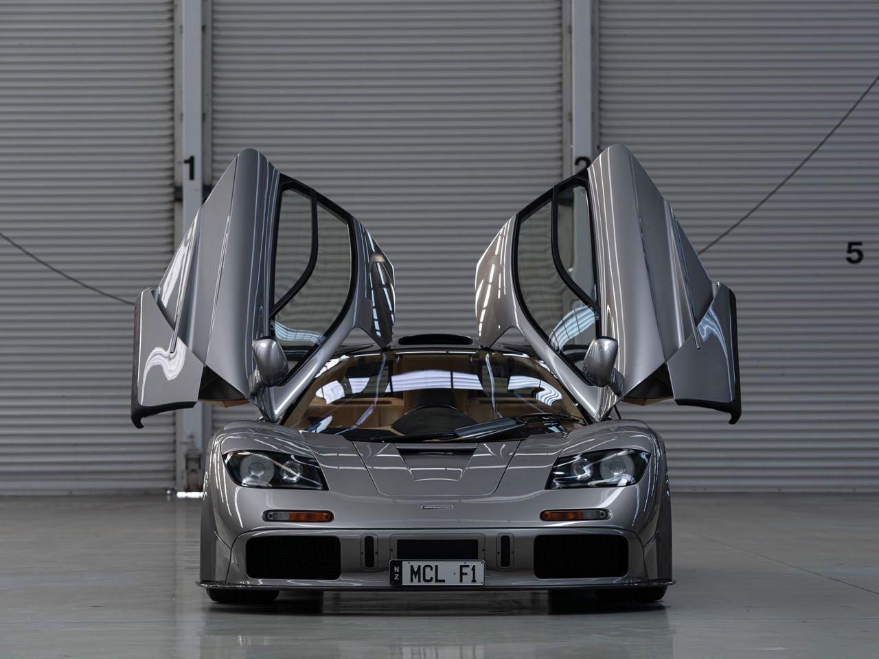McLaren F1 LM... Street legal ultime ! 11