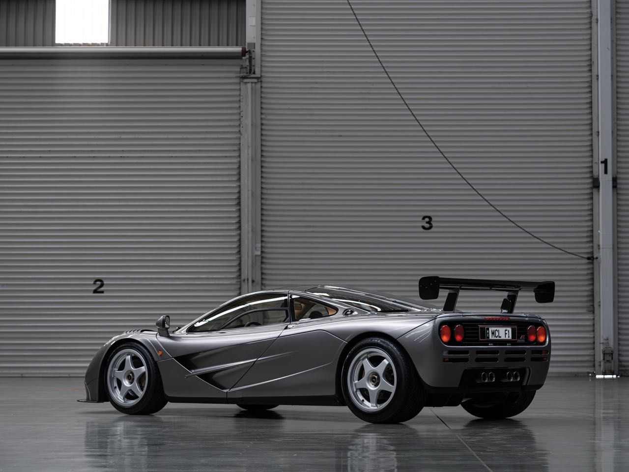 McLaren F1 LM... Street legal ultime ! 7