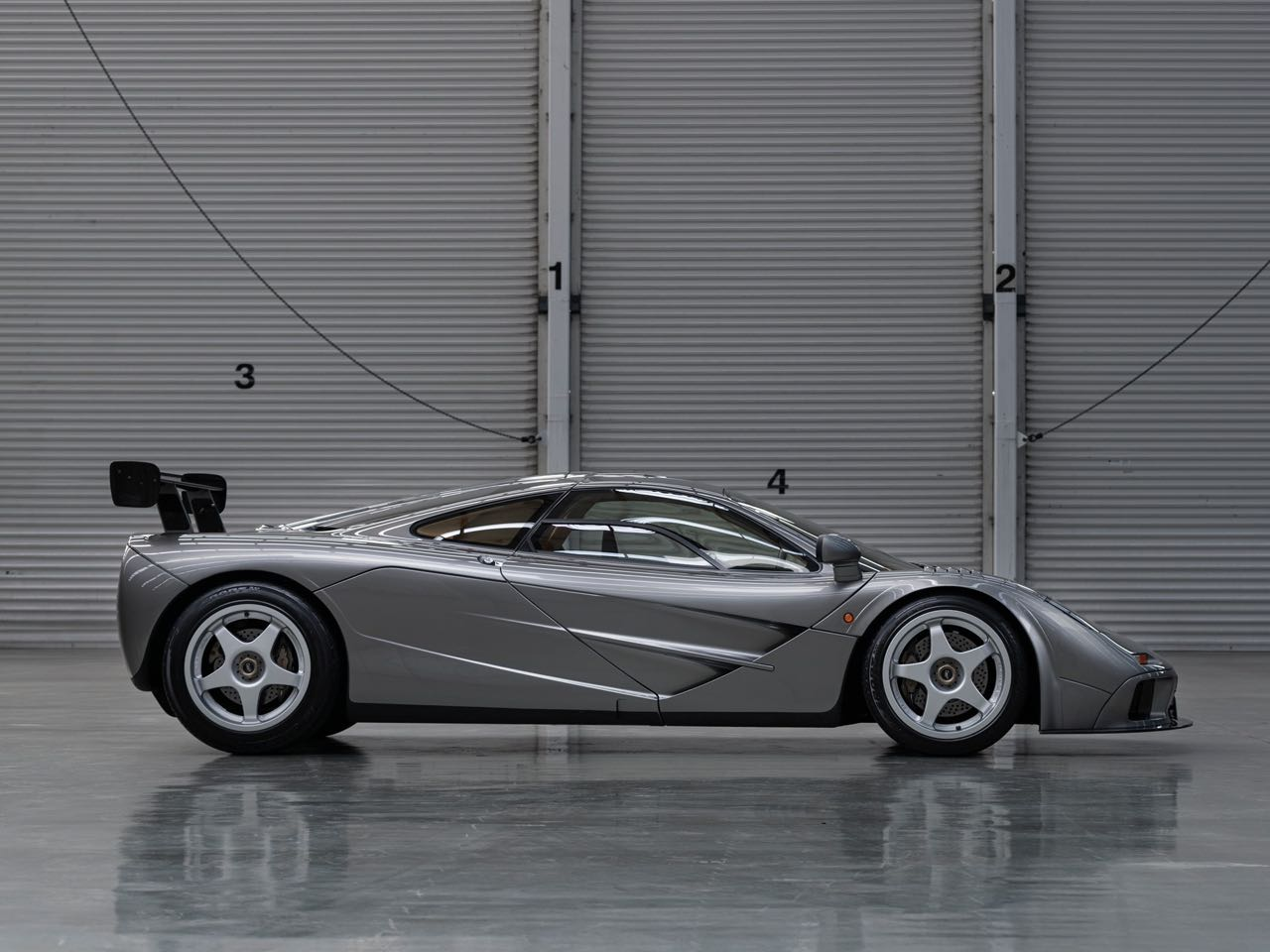 McLaren F1 LM... Street legal ultime ! 3