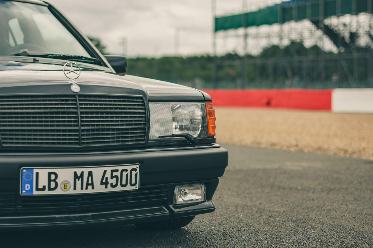 Mercedes 190 E 3.2 AMG... Baby Hammer ! 8