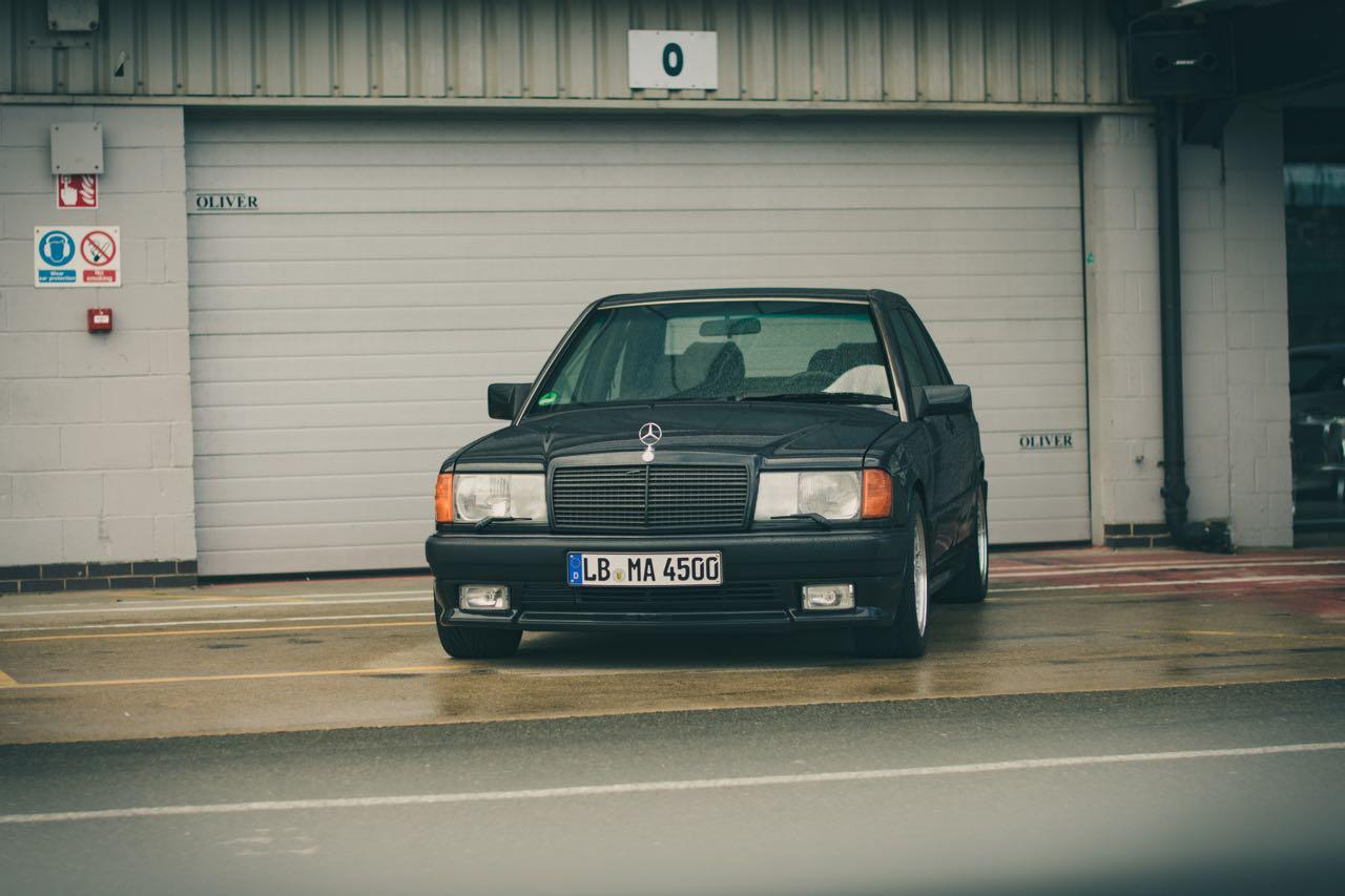 Mercedes 190 E 3.2 AMG... Baby Hammer ! 9