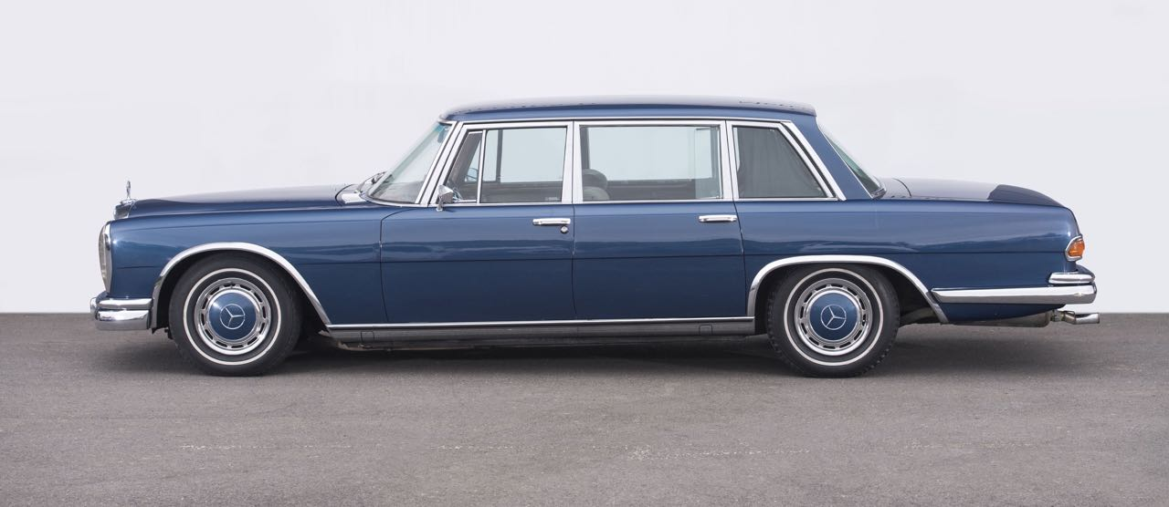 Mercedes 600 Pullman & Limousine... Immortelle et intemporelle ! 12