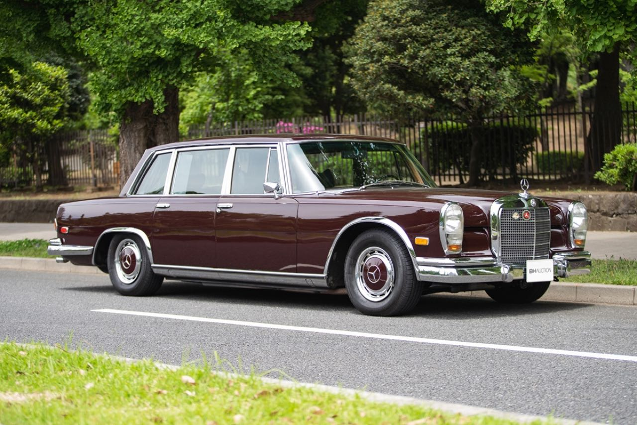 Mercedes 600 Pullman & Limousine... Immortelle et intemporelle ! 30