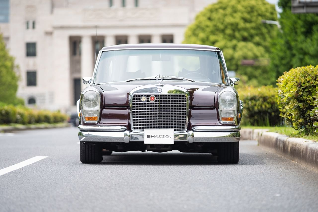 Mercedes 600 Pullman & Limousine... Immortelle et intemporelle ! 2