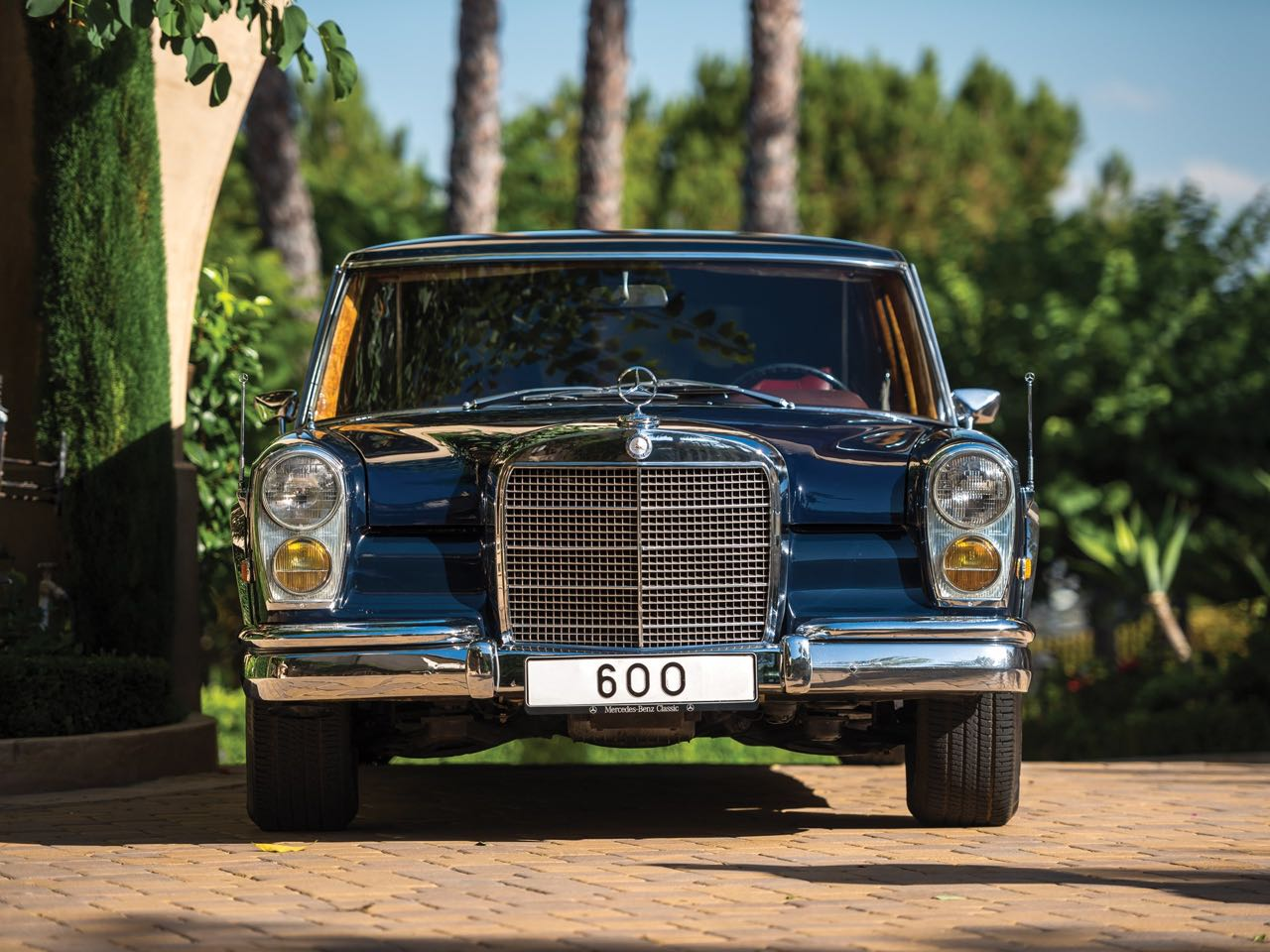 Mercedes 600 Pullman & Limousine... Immortelle et intemporelle ! 28