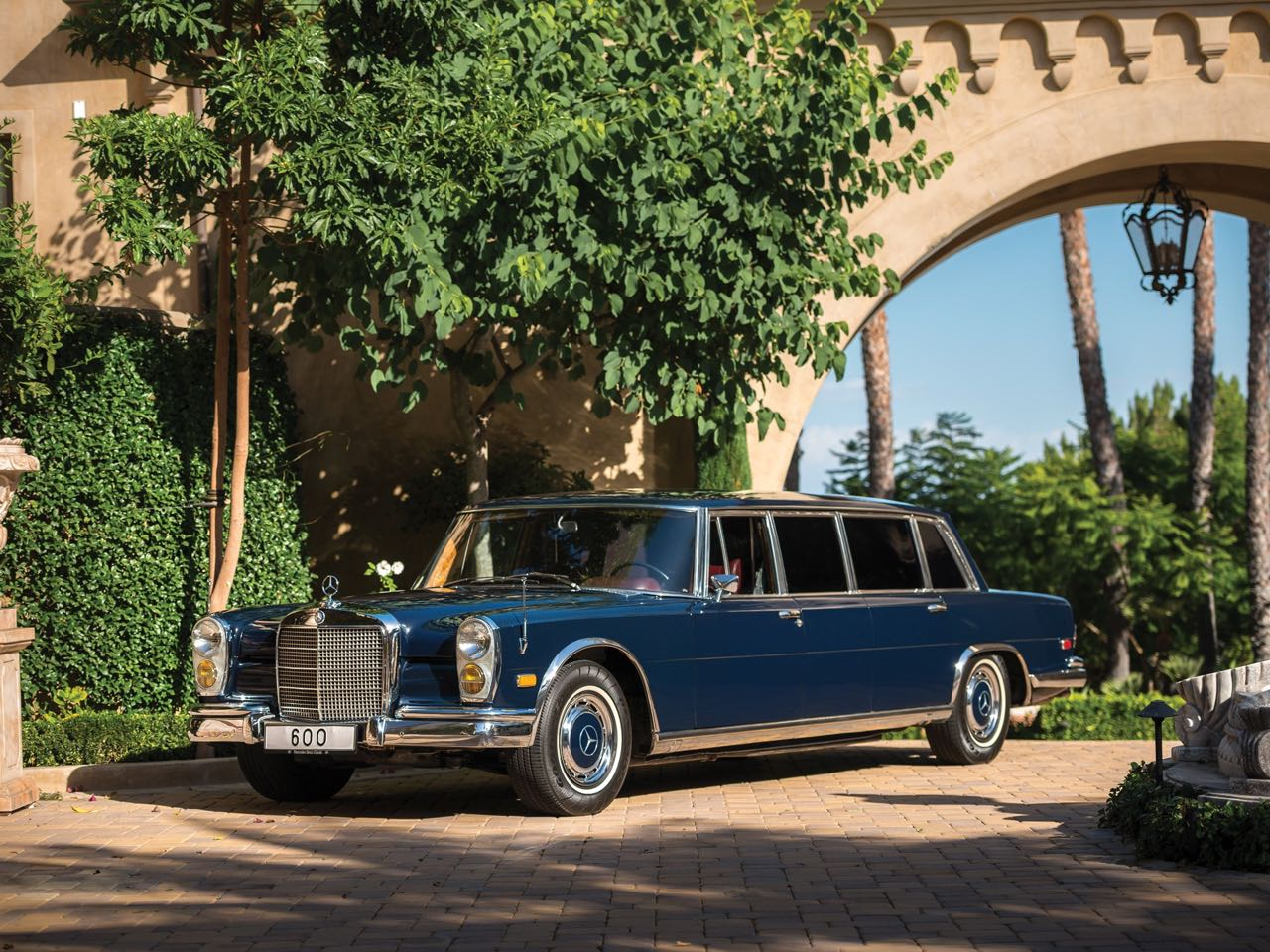 Mercedes 600 Pullman & Limousine... Immortelle et intemporelle ! 9