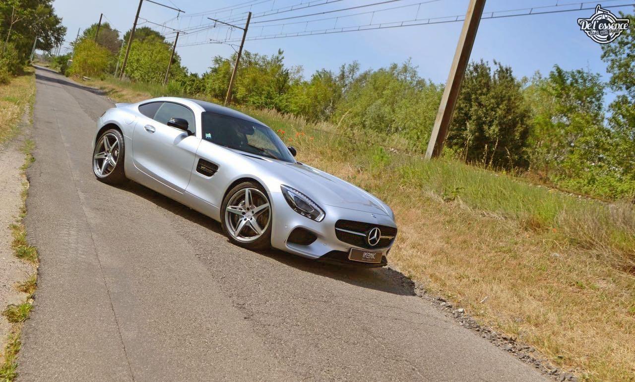 Mercedes AMG GT... Du sport et du luxe ! 20