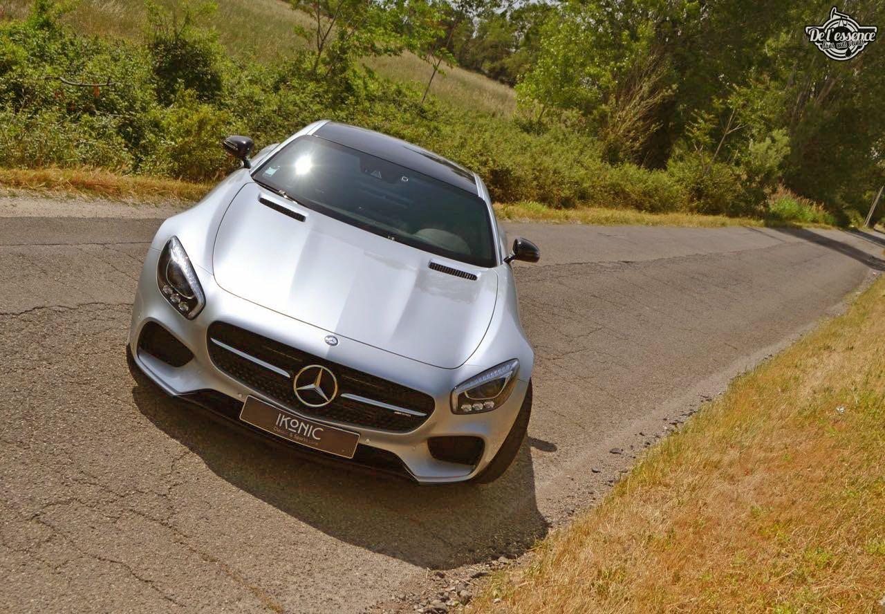 Mercedes AMG GT... Du sport et du luxe ! 2