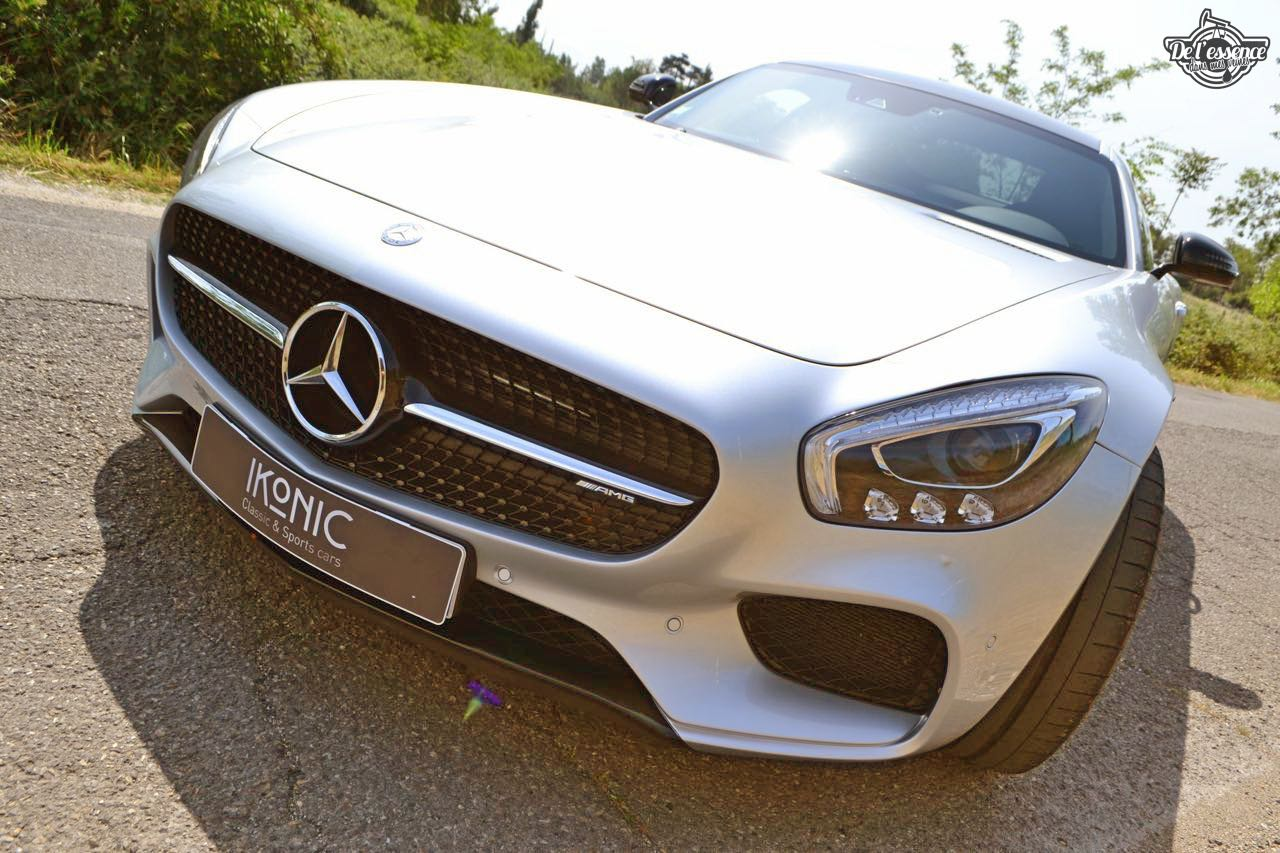 Mercedes AMG GT... Du sport et du luxe ! 24