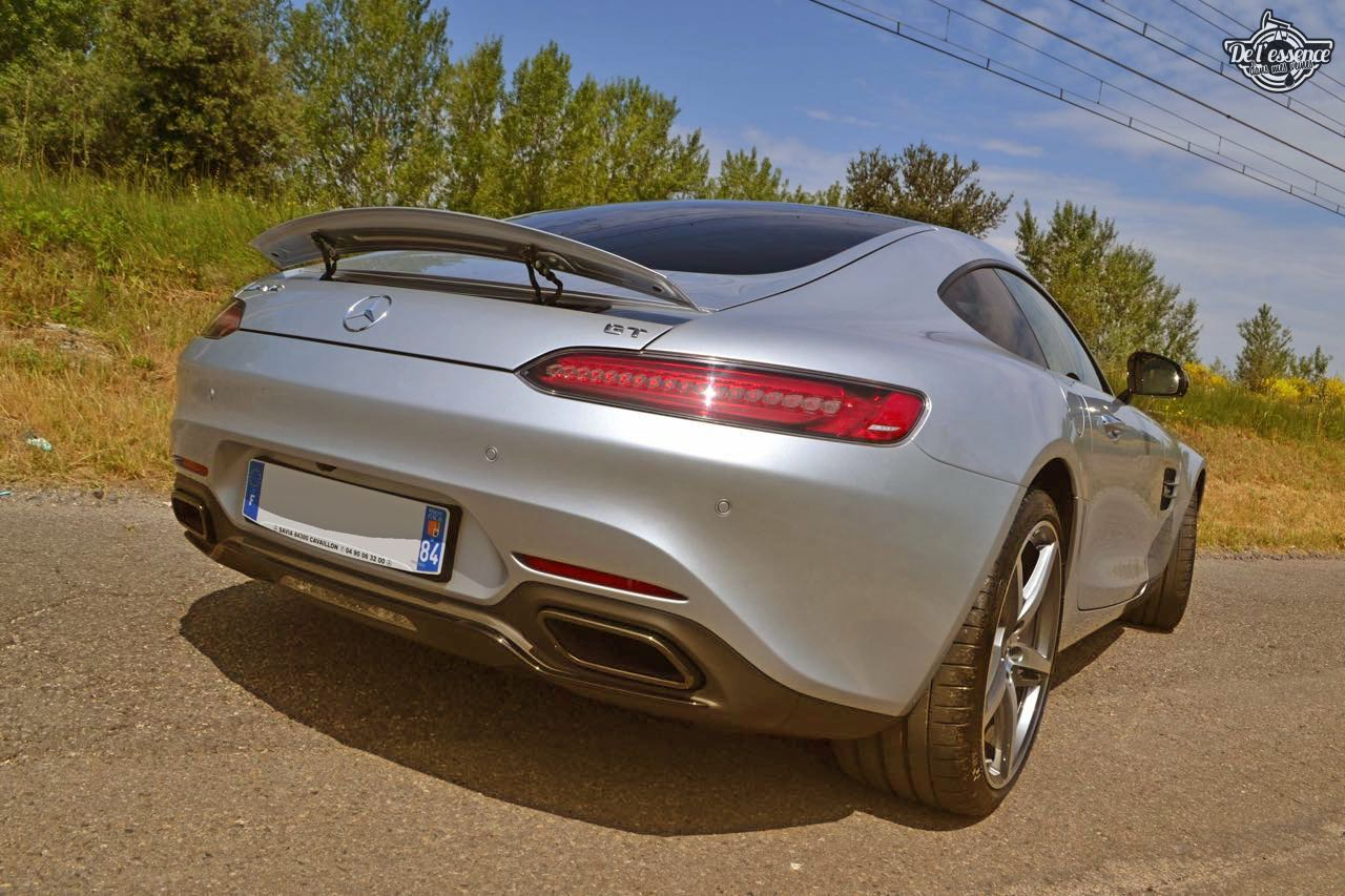 Mercedes AMG GT... Du sport et du luxe ! 18
