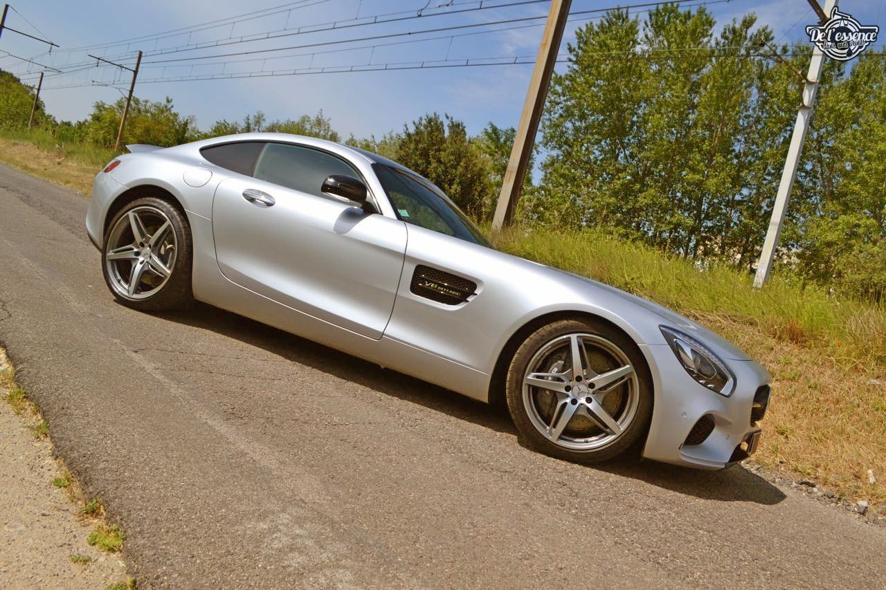 Mercedes AMG GT... Du sport et du luxe ! 17