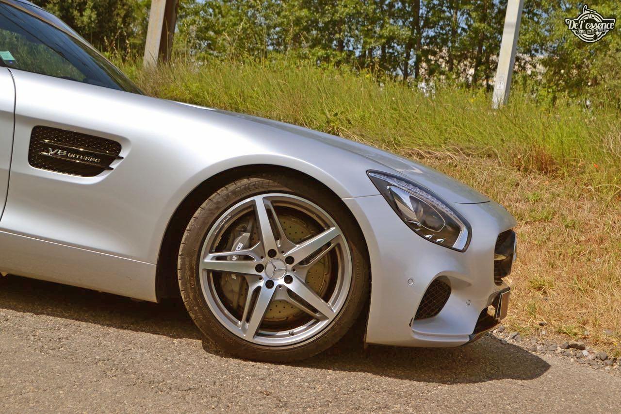 Mercedes AMG GT... Du sport et du luxe ! 12