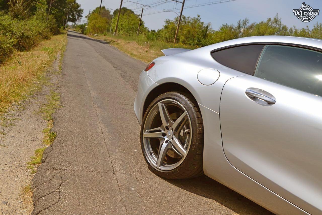 Mercedes AMG GT... Du sport et du luxe ! 14